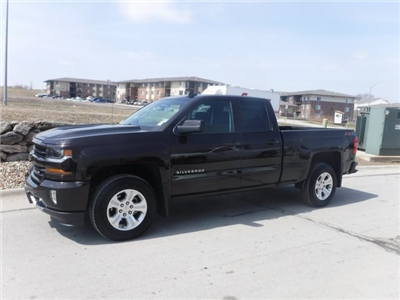 2018 Silverado 1500 Double Cab 4x4,  Pickup #D5002 - photo 21
