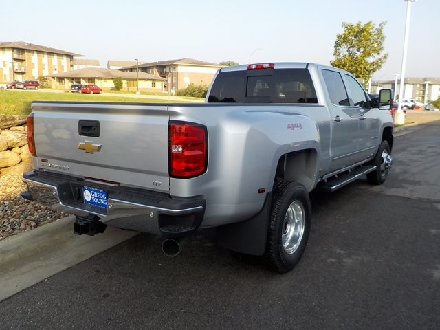 2019 Silverado 3500 Crew Cab 4x4,  Pickup #D5041 - photo 2