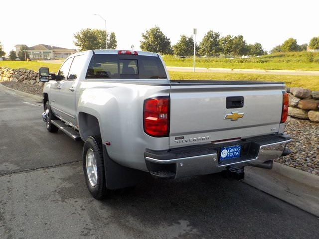 2019 Silverado 3500 Crew Cab 4x4,  Pickup #D5041 - photo 5
