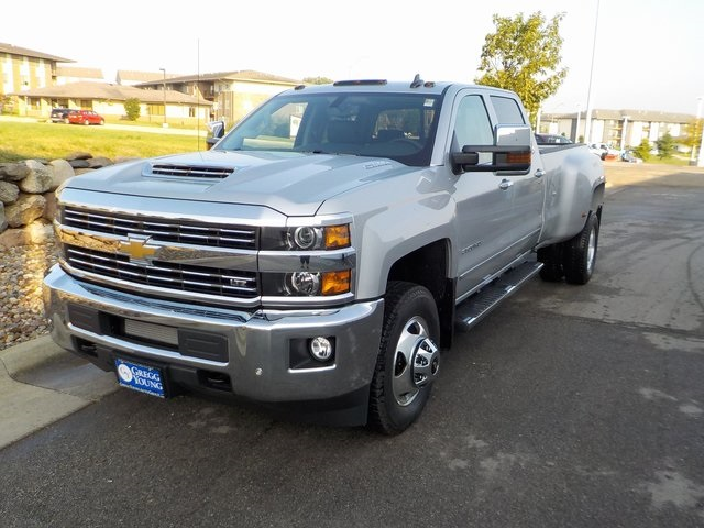 2019 Silverado 3500 Crew Cab 4x4,  Pickup #D5041 - photo 7