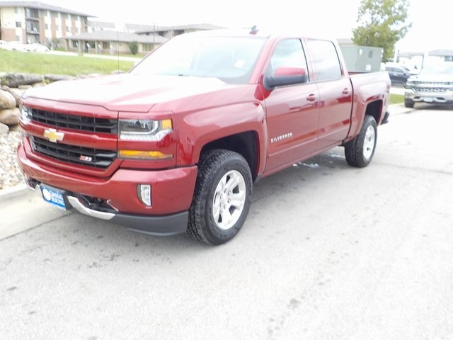 2018 Silverado 1500 Crew Cab 4x4,  Pickup #D5142 - photo 7