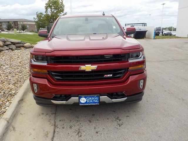 2018 Silverado 1500 Crew Cab 4x4,  Pickup #D5142 - photo 8