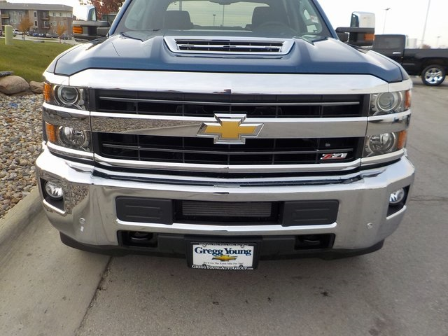 2019 Silverado 2500 Crew Cab 4x4,  Pickup #D5223 - photo 13