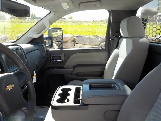2019 Silverado 3500 Regular Cab DRW 4x4,  Knapheide Platform Body #D5231 - photo 15