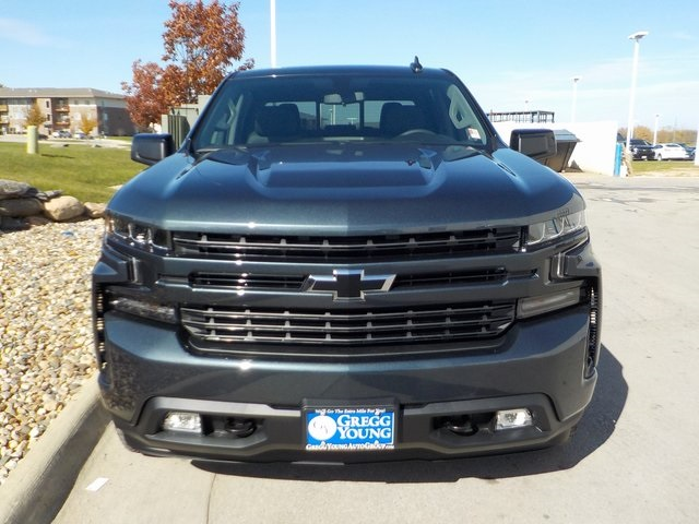 2019 Silverado 1500 Crew Cab 4x4,  Pickup #D5270 - photo 8