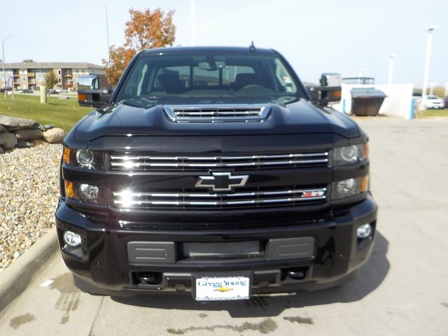 2019 Silverado 2500 Crew Cab 4x4,  Pickup #D5285 - photo 8