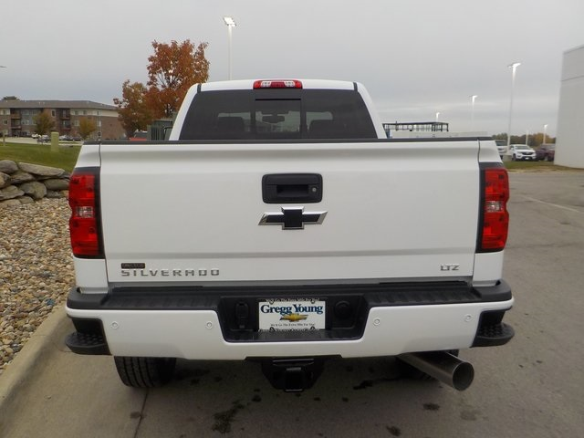 2019 Silverado 2500 Crew Cab 4x4,  Pickup #D5286 - photo 4