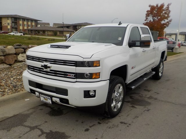2019 Silverado 2500 Crew Cab 4x4,  Pickup #D5286 - photo 7