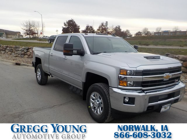 2019 Silverado 3500 Crew Cab 4x4,  Pickup #D5309 - photo 1