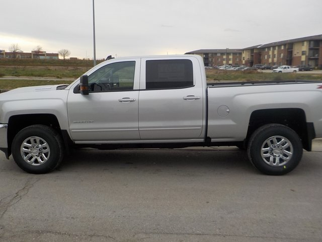 2019 Silverado 3500 Crew Cab 4x4,  Pickup #D5309 - photo 10