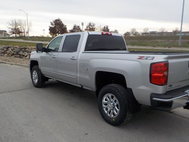 2019 Silverado 3500 Crew Cab 4x4,  Pickup #D5309 - photo 9