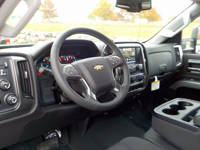 2019 Silverado 2500 Crew Cab 4x4,  Pickup #D5330 - photo 14