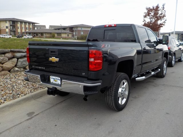 2019 Silverado 2500 Crew Cab 4x4,  Pickup #D5330 - photo 4