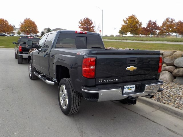 2019 Silverado 2500 Crew Cab 4x4,  Pickup #D5330 - photo 2