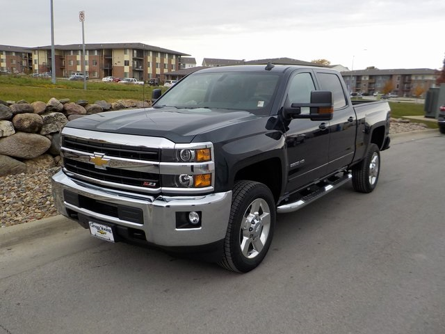 2019 Silverado 2500 Crew Cab 4x4,  Pickup #D5330 - photo 1