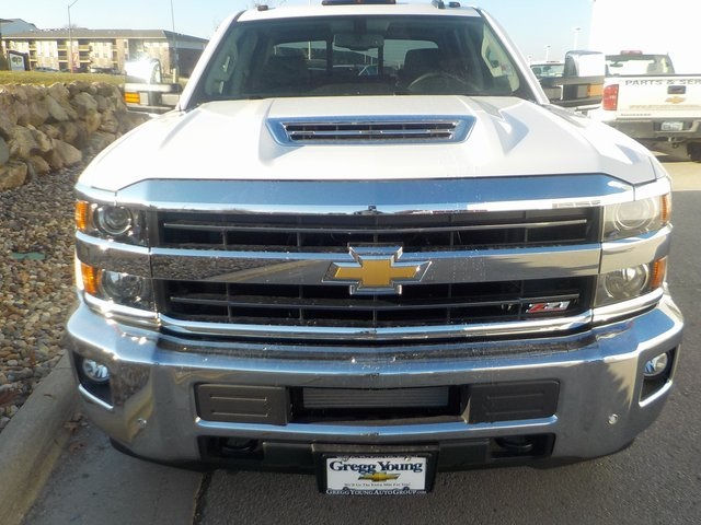 2019 Silverado 3500 Crew Cab 4x4,  Pickup #D5332 - photo 13
