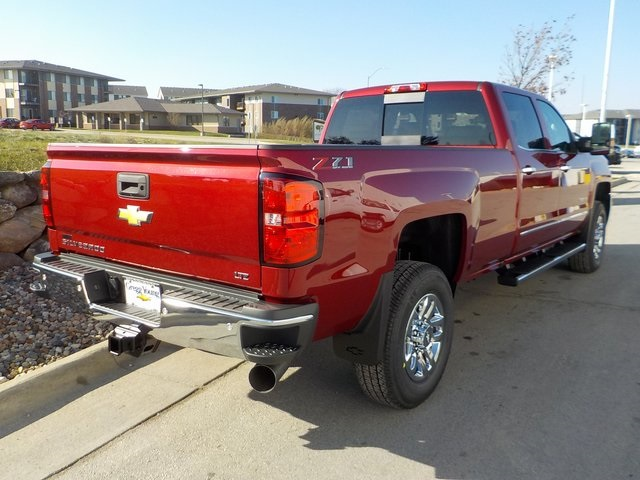 2019 Silverado 3500 Crew Cab 4x4,  Pickup #D5335 - photo 2