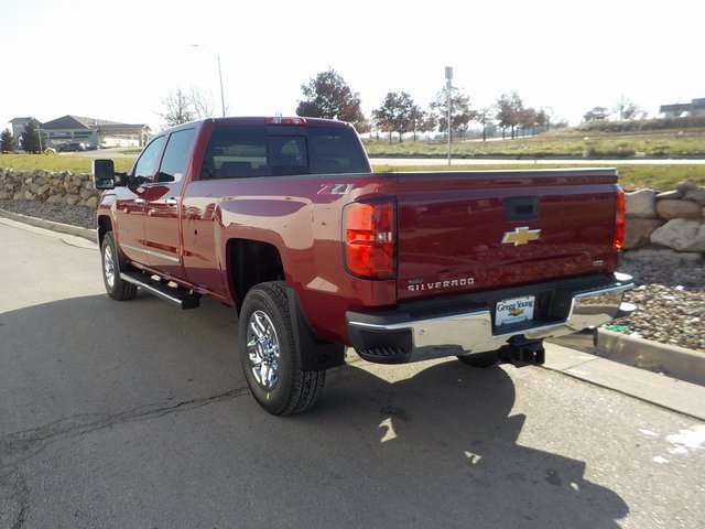 2019 Silverado 3500 Crew Cab 4x4,  Pickup #D5335 - photo 5