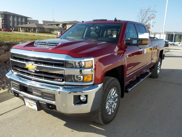 2019 Silverado 3500 Crew Cab 4x4,  Pickup #D5335 - photo 7