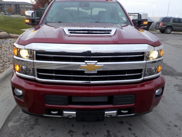 2019 Silverado 3500 Crew Cab 4x4,  Pickup #D5343 - photo 12