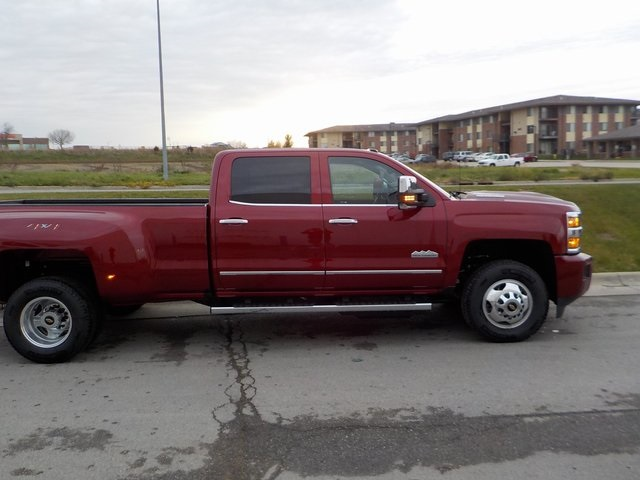 2019 Silverado 3500 Crew Cab 4x4,  Pickup #D5343 - photo 4