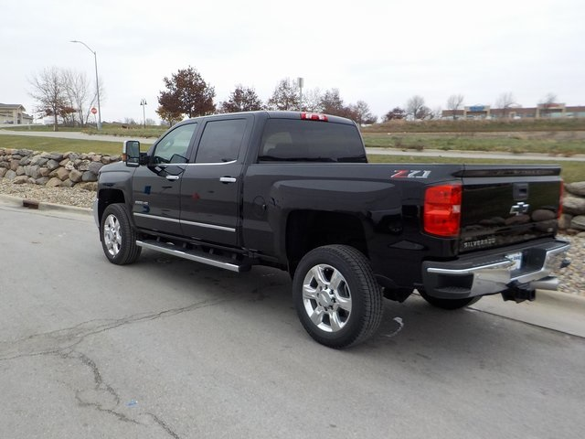 2019 Silverado 2500 Crew Cab 4x4,  Pickup #D5385 - photo 9