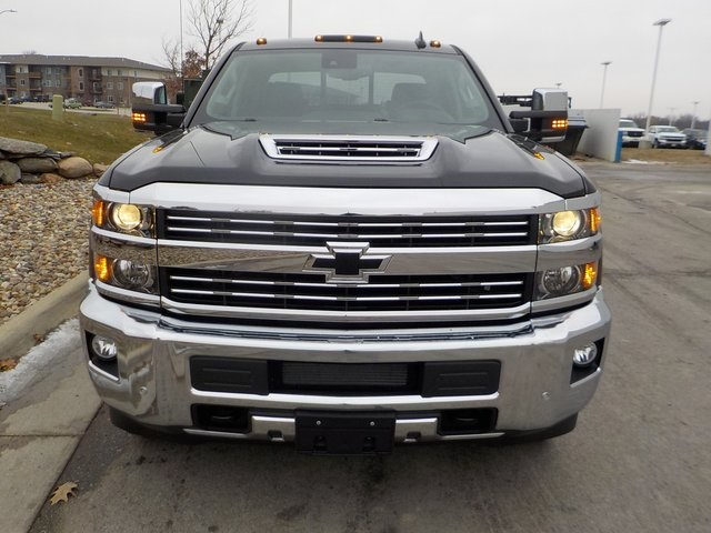 2019 Silverado 3500 Crew Cab 4x4,  Pickup #D5409 - photo 11