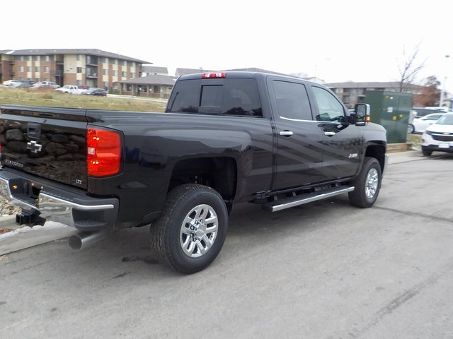 2019 Silverado 3500 Crew Cab 4x4,  Pickup #D5409 - photo 2