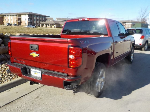 2018 Silverado 1500 Crew Cab 4x4,  Pickup #D5417 - photo 2