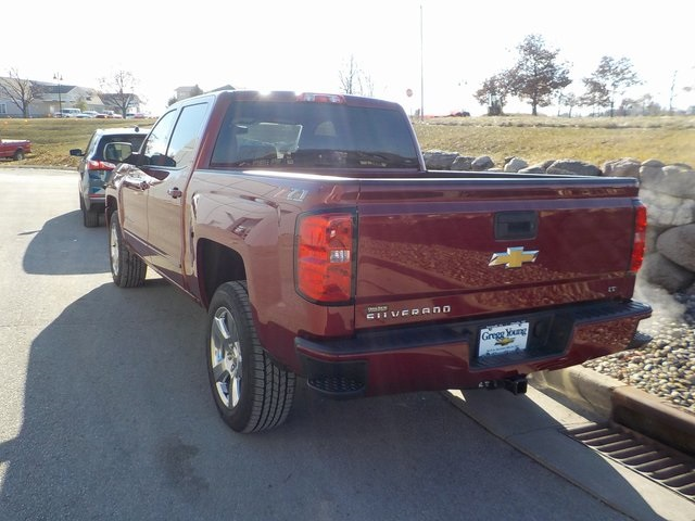 2018 Silverado 1500 Crew Cab 4x4,  Pickup #D5417 - photo 5