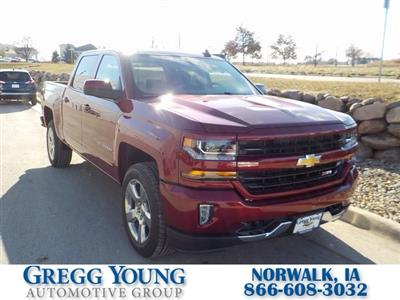 2018 Silverado 1500 Crew Cab 4x4,  Pickup #D5417 - photo 1