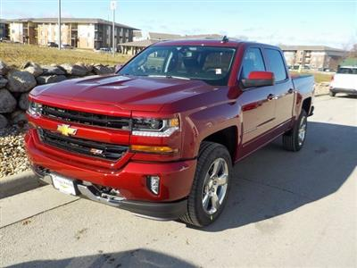 2018 Silverado 1500 Crew Cab 4x4,  Pickup #D5417 - photo 7