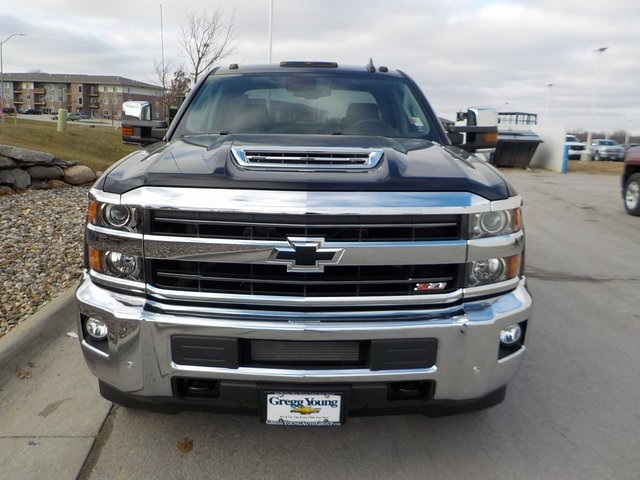 2019 Silverado 3500 Crew Cab 4x4,  Pickup #D5460 - photo 12