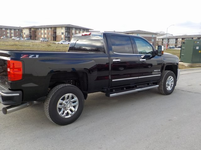 2019 Silverado 3500 Crew Cab 4x4,  Pickup #D5460 - photo 2