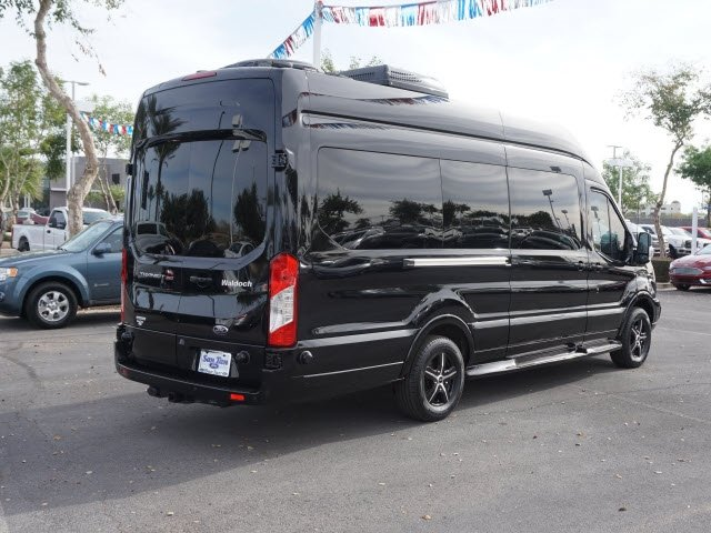 2017 Transit 350 High Roof 4x2,  Passenger Wagon #170976 - photo 2