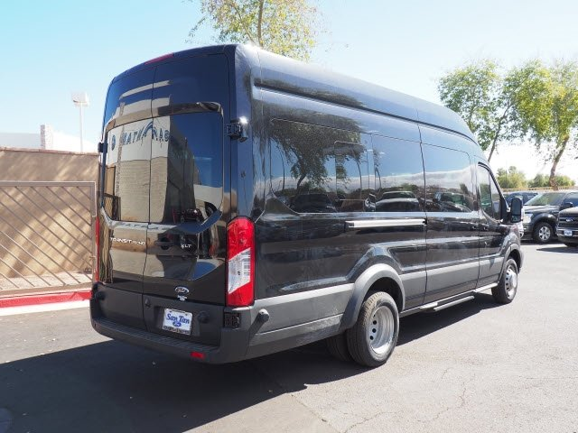 2017 Transit 350 HD High Roof DRW 4x2,  Passenger Wagon #173795 - photo 2