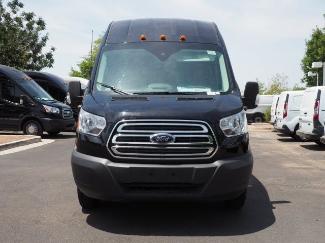 2017 Transit 350 HD High Roof DRW 4x2,  Passenger Wagon #173796 - photo 3