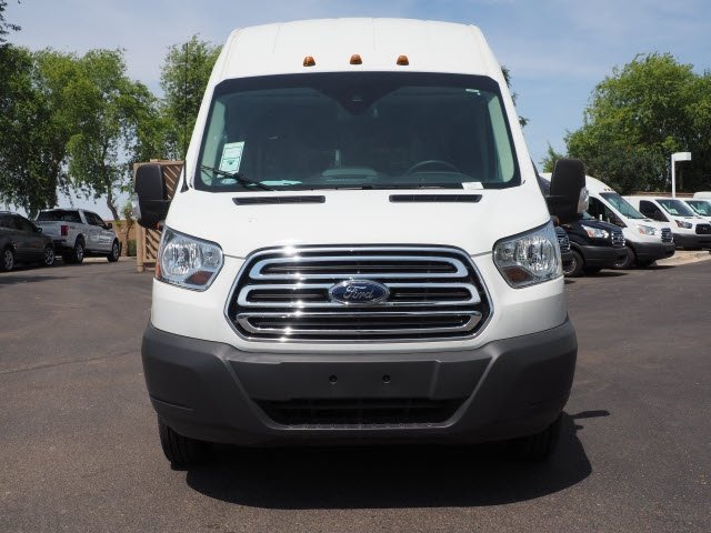 2017 Transit 350 HD High Roof DRW 4x2,  Passenger Wagon #173799 - photo 3