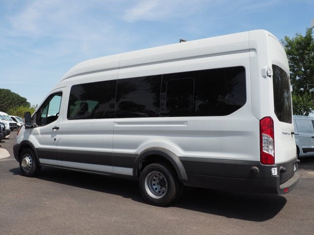 2017 Transit 350 HD High Roof DRW 4x2,  Passenger Wagon #173799 - photo 6