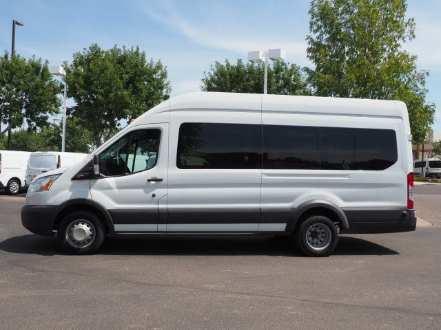 2017 Transit 350 HD High Roof DRW 4x2,  Passenger Wagon #173799 - photo 7