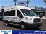 2017 Transit 350 HD High Roof DRW 4x2,  Passenger Wagon #173799 - photo 1
