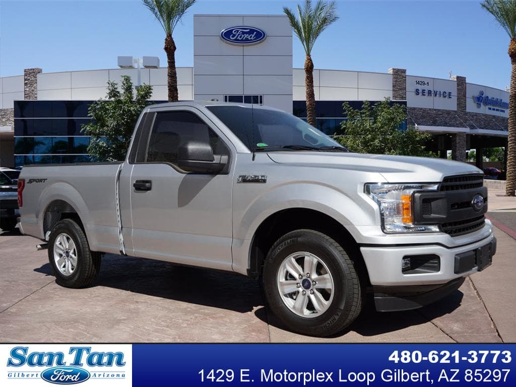 2018 F-150 Regular Cab 4x2,  Pickup #180021 - photo 1