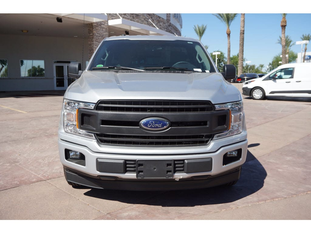 2018 F-150 Regular Cab 4x2,  Pickup #180021 - photo 7
