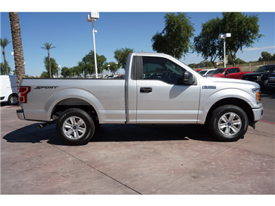 2018 F-150 Regular Cab 4x2,  Pickup #180021 - photo 3