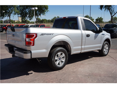 2018 F-150 Regular Cab 4x2,  Pickup #180021 - photo 2