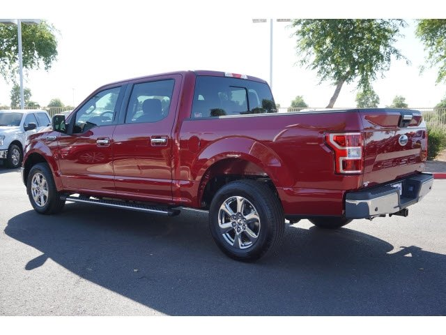 2018 F-150 SuperCrew Cab 4x2,  Pickup #180107 - photo 5