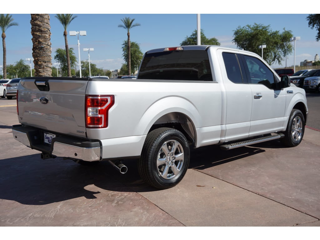 2018 F-150 Super Cab 4x2,  Pickup #180217 - photo 2