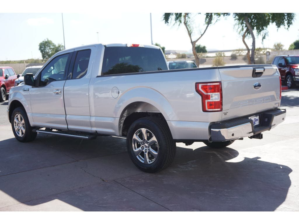 2018 F-150 Super Cab 4x2,  Pickup #180217 - photo 5