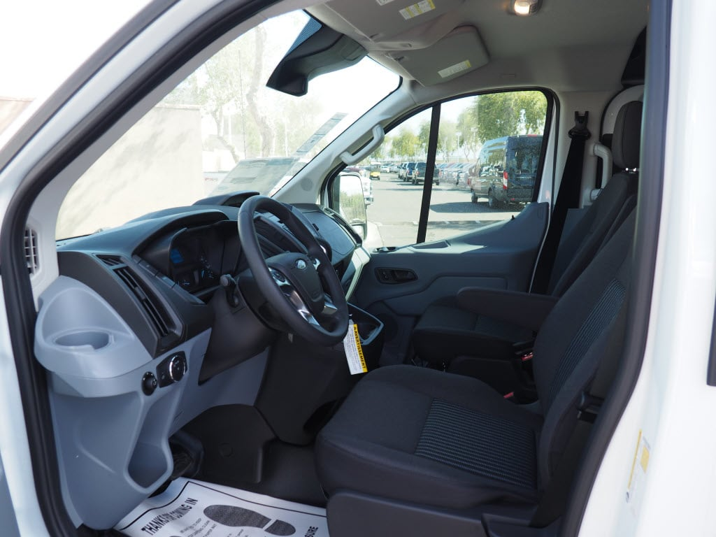 2018 Transit 150 Low Roof,  Empty Cargo Van #180587 - photo 8