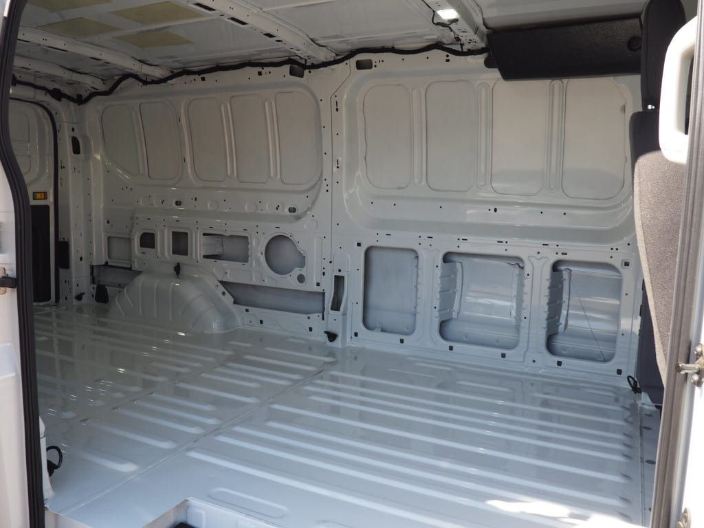 2018 Transit 150 Low Roof,  Empty Cargo Van #180587 - photo 9